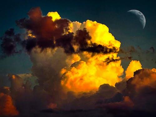 Fotos de stock gratuitas de nubes