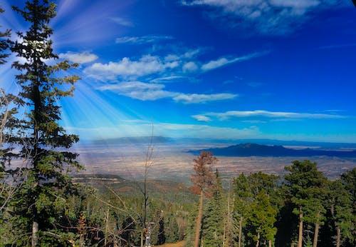 Fotos de stock gratuitas de vista desde la montaña