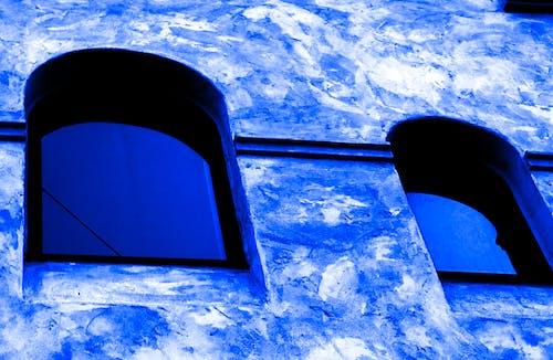 Foto stok gratis bangunan, biru, di luar