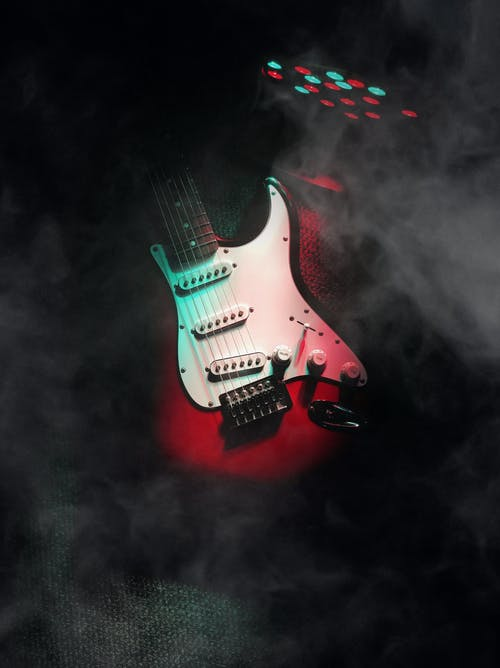 原本, 吉他, 和弦, 後台 的 免費圖庫相片