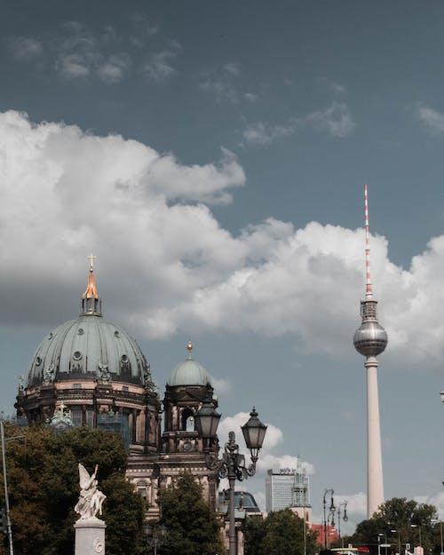 Fotos de stock gratuitas de agua, al aire libre, Alemania, arquitectura
