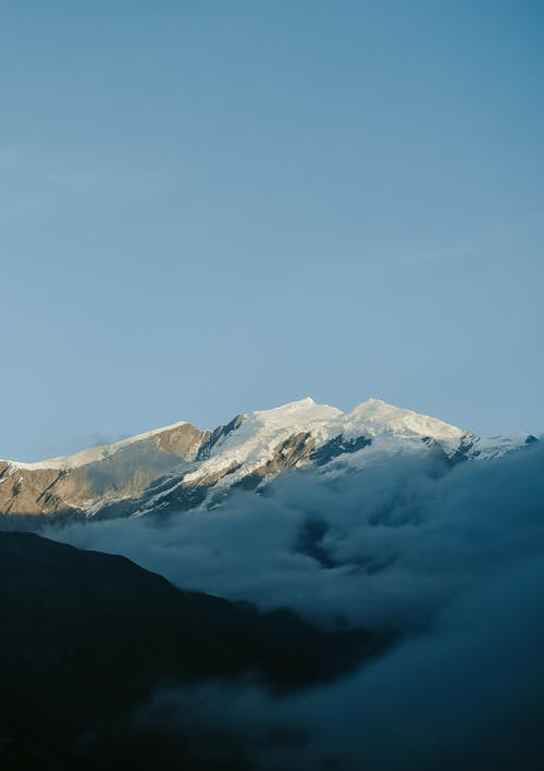Gratis stockfoto met berg, berggebied, bergtop