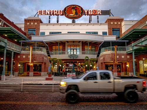 Free stock photo of mall, plaza, truck