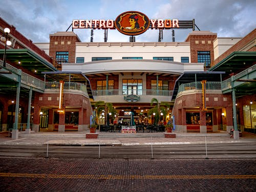 Free stock photo of centro ybor, ybor city