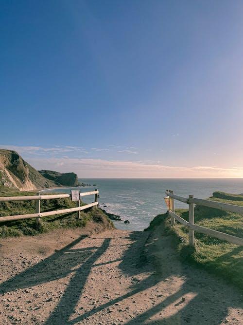 Free stock photo of bay, beach, bridge