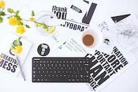 coffee, creative, desk