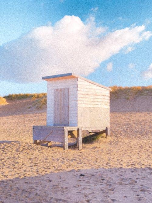 Kostenloses Stock Foto zu am strand, architektur, draußen