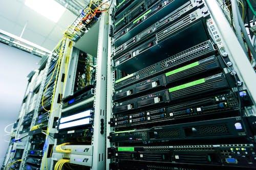 Základová fotografie zdarma na téma databáze, datové centrum, datový server