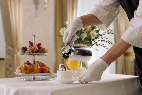Free stock photo of accommodation, baking, breakfast