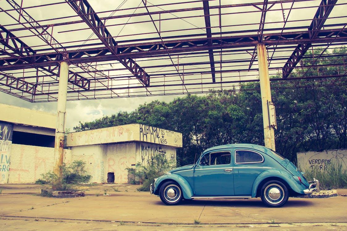 auto, graffiti, vintage