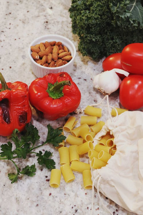 Kostenloses Stock Foto zu abendessen, basilikum, ernährung
