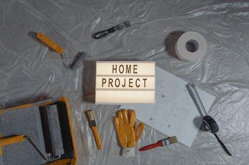 DIY, アパート, インテリアの無料の写真素材