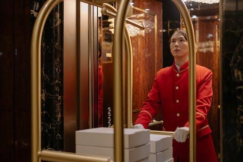 Free stock photo of accommodation, adult, asian man