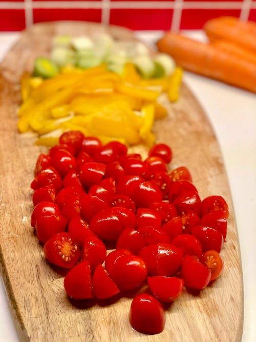 Kostnadsfri bild av äta nyttigt, färska grönsaker, hälsosam mat, paleo mat