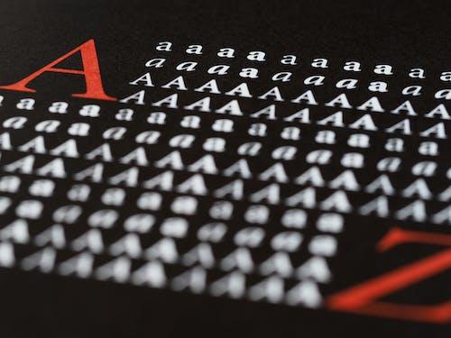Foto d'estoc gratuïta de adobe, alfabet, balanç