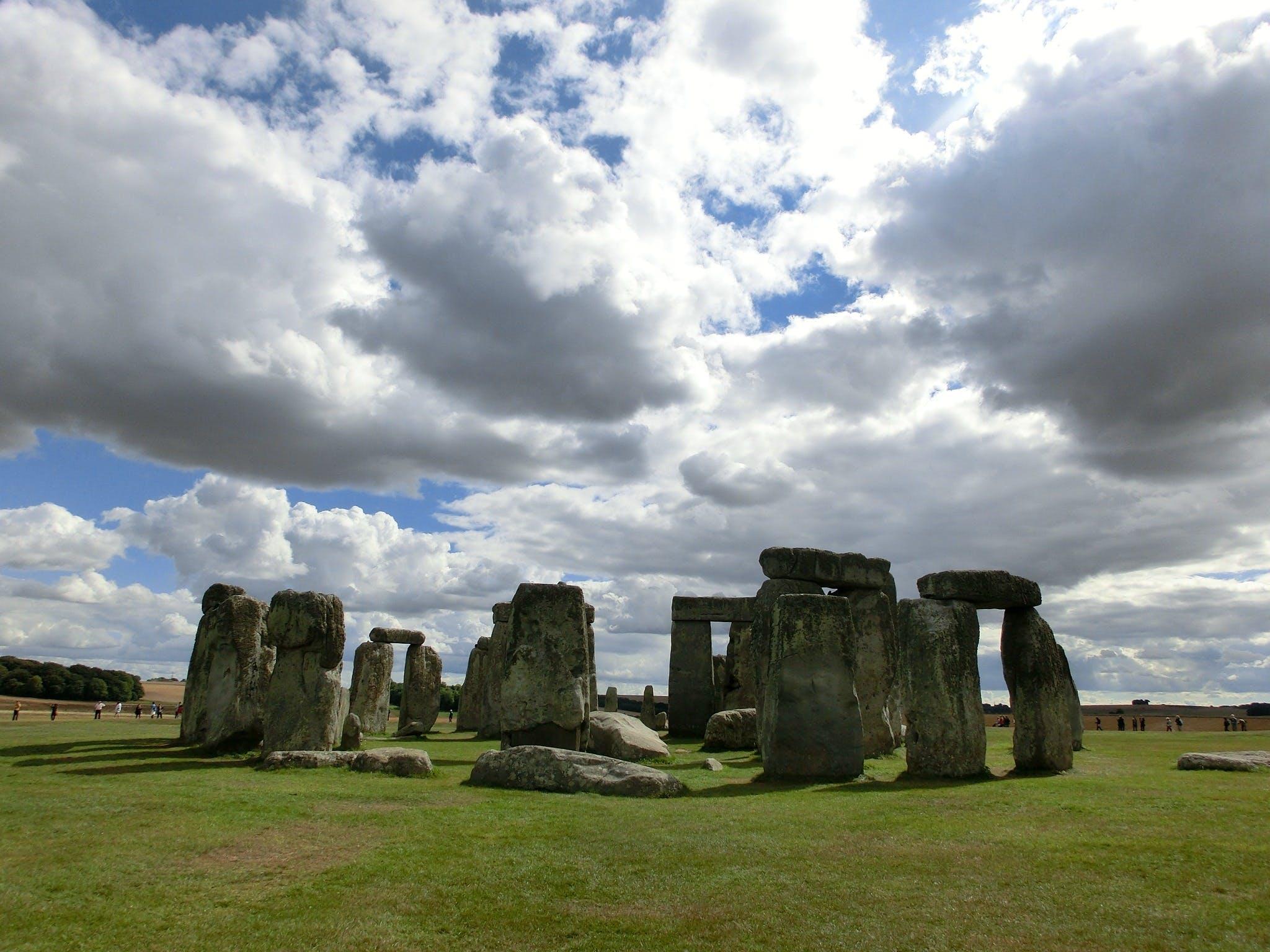 Kostenloses Stock Foto zu alt, archäologie, bewölkt, england