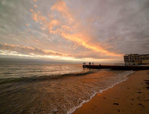 Δωρεάν στοκ φωτογραφιών με ακτή, άμμος, Άνθρωποι