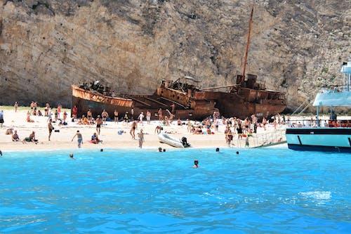 Photos gratuites de amusement, baie, bateau