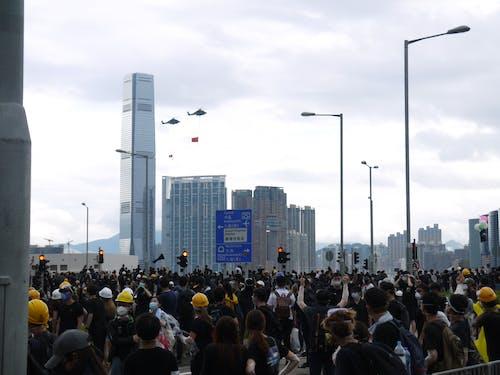 Fotos de stock gratuitas de Hong Kong, protesta, protestar