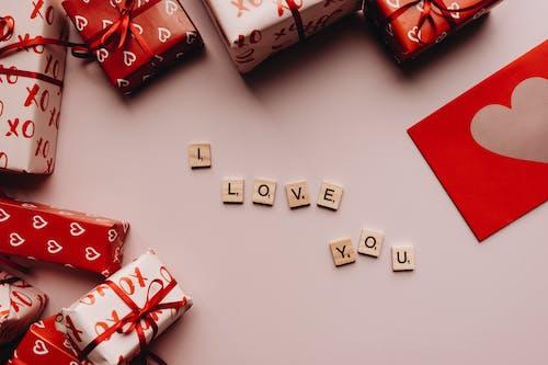 Foto profissional grátis de abstrato, alfabeto, amor