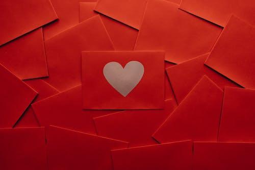 Δωρεάν στοκ φωτογραφιών με εννοιολογικός, ευχετήρια κάρτα, καρδιά