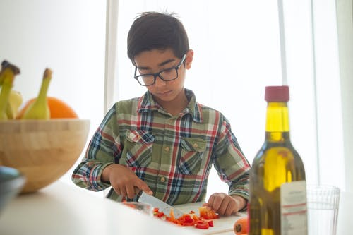 aile, beslenme, bıçak içeren Ücretsiz stok fotoğraf