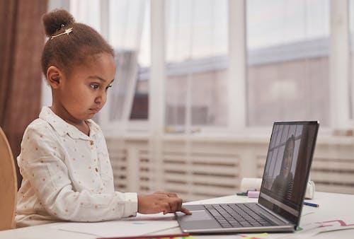 3C用品, 兒童, 在線課程 的 免費圖庫相片