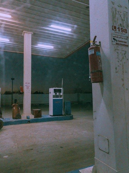 Foto d'estoc gratuïta de d'humor variable, gasolinera, irritable