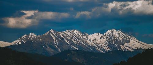 Immagine gratuita di destinazione del viaggio, montagne, mountain travel