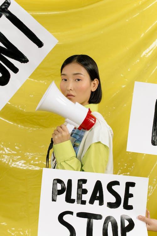 Free stock photo of activism, activist, adult