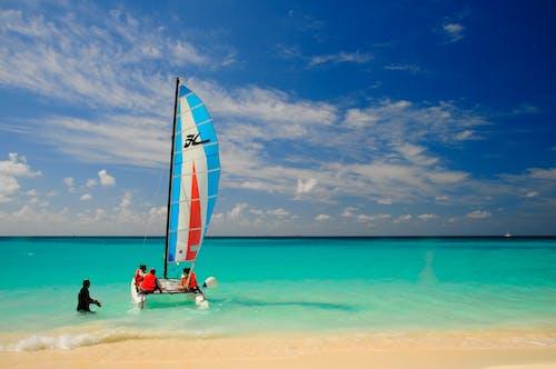 Foto profissional grátis de água, areia, beira-mar, Cuba