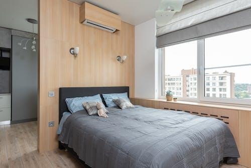 Foto profissional grátis de abajur, apartamento, brilhante