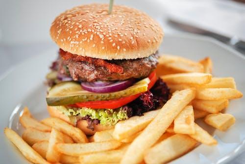 一部分, 不健康食品, 作文 的 免費圖庫相片