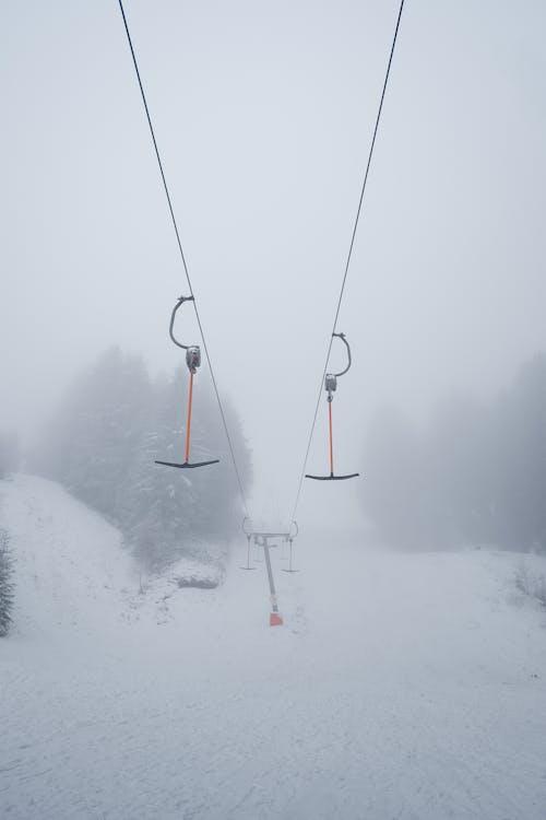 Gratis stockfoto met berg, bevroren, cabine