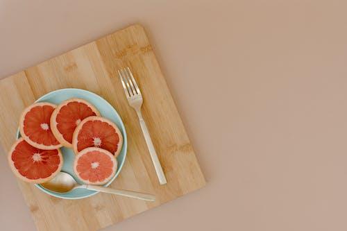 Photos gratuites de assiette en céramique, bifurcation, cuillère
