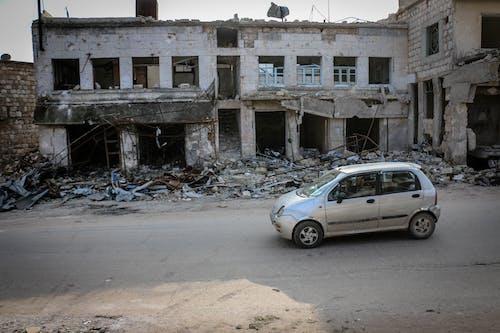 Бесплатное стоковое фото с автомобиль, бедный, бедствие