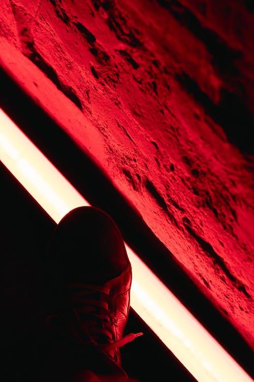 Foto profissional grátis de luz florescente, luz neon, luzes