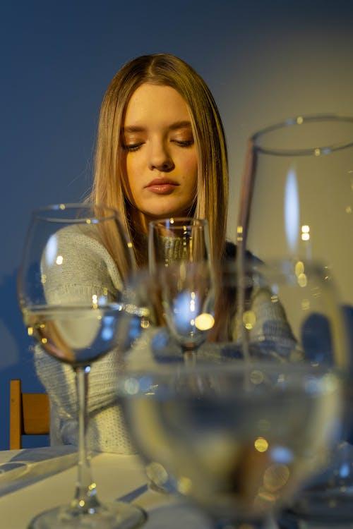 喝, 女人, 女性 的 免費圖庫相片