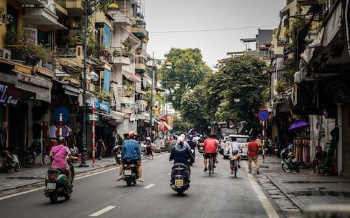 Tráfico, Vietnam, viaje