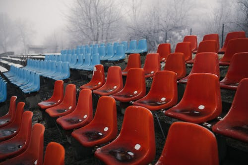 Free stock photo of abandoned, alone, audience