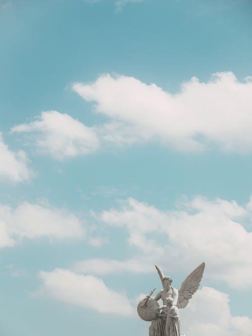 Free stock photo of berlin, blue sky, clean