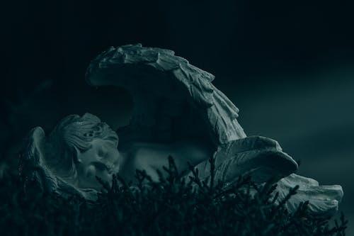Free stock photo of angel, beautiful, sculpture