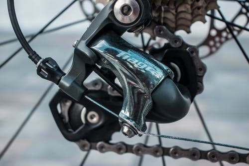 Free stock photo of bike, bike shifter, brake, calipers