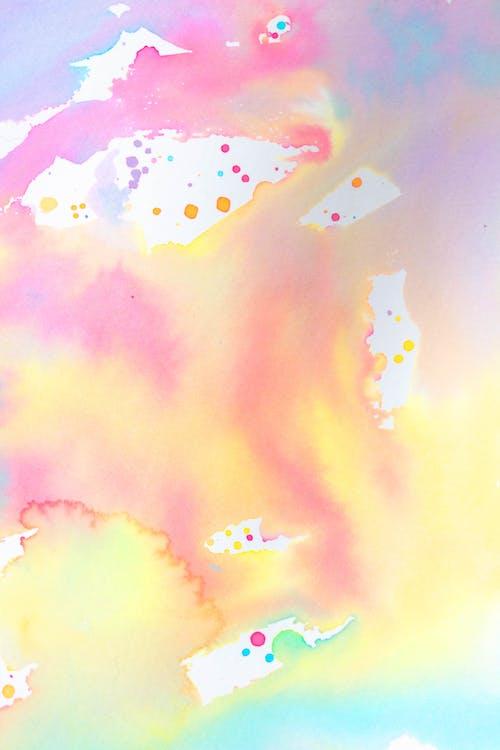 คลังภาพถ่ายฟรี ของ pastal, กระดาษ, กรันจ์