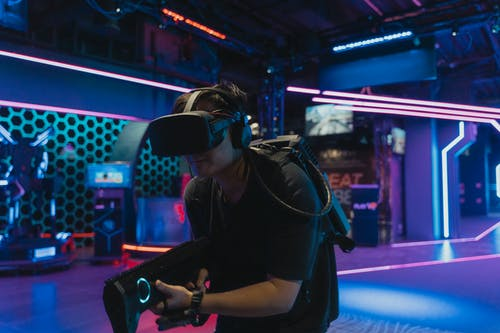 Free stock photo of 3d, amusement, augmented reality