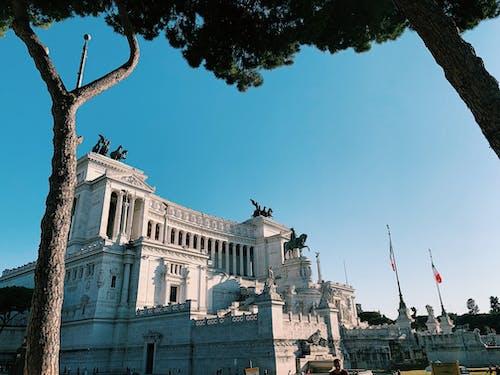 Free stock photo of ancient roman architecture, architecture, art