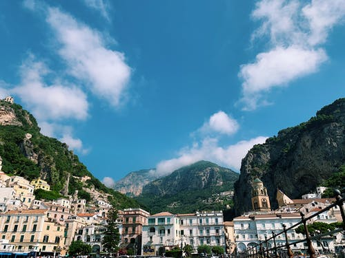 Free stock photo of amalfi, amalfi coast, architecture