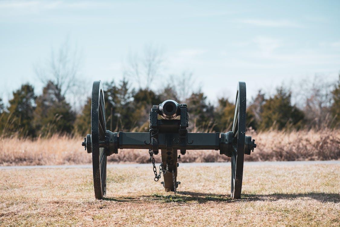 Kostnadsfri bild av ammunition, antik, antik kanon