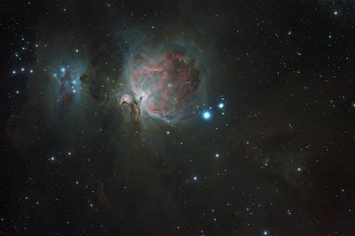 Бесплатное стоковое фото с galaxy, Астрономия, бесконечность