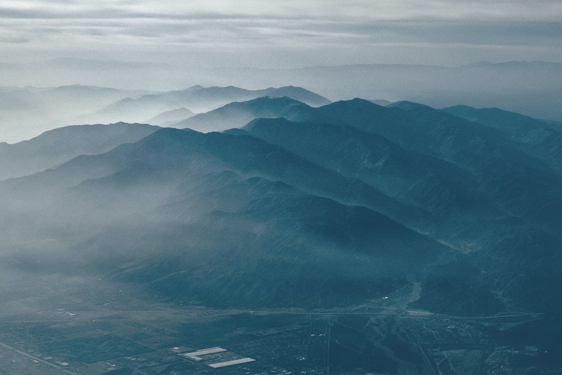 Free stock photo of mountains